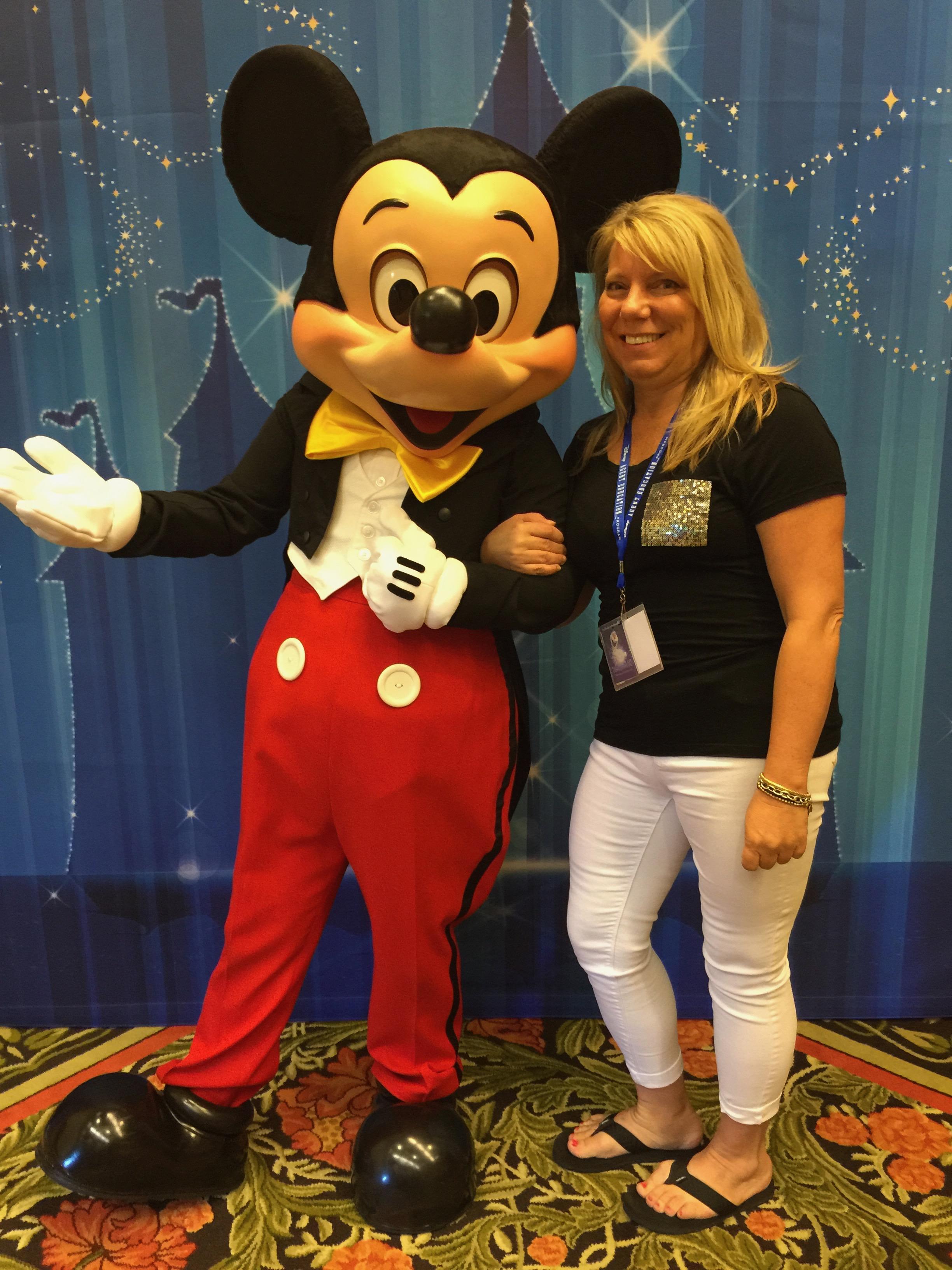 Sherry & Mickey