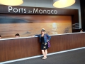 Sherry at the Port of Monaco